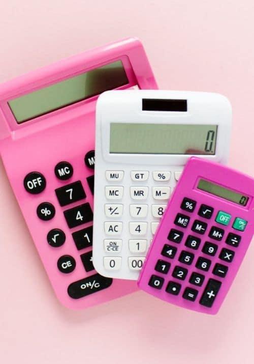 budgeting when you're broke