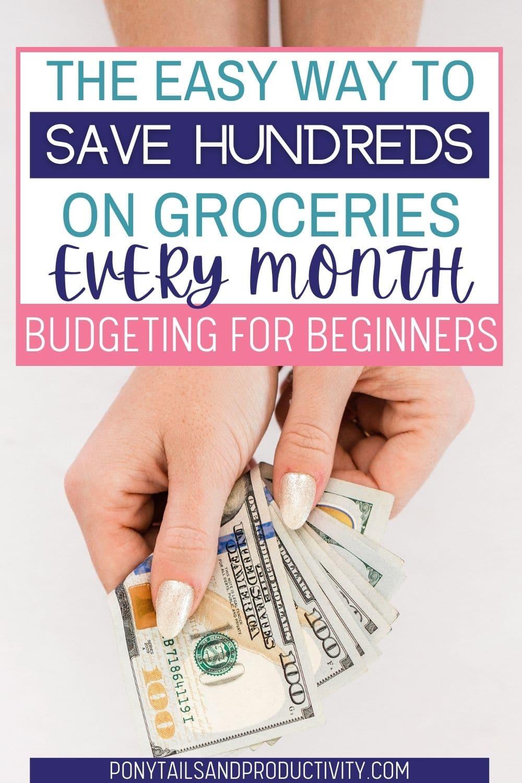 saving money on groceries