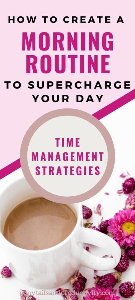 Create a Morning Routine to Supercharge Your Day