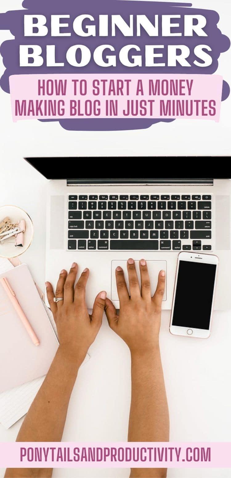 beginner bloggers