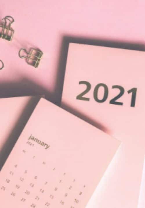 best 2021 planner